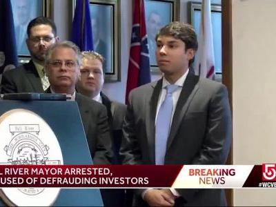 Massachusetts mayor facing federal fraud charges