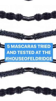 Blog: 5 Mascaras Tried And Tested At The HouseofEldridge