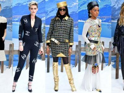 See What Everyone Wore to Chanel's Fall 2019 Runway Show