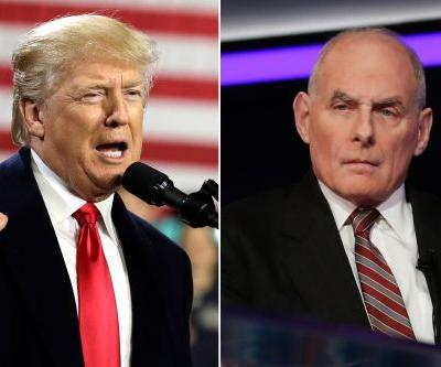 White House denies Trump has beef with Kelly