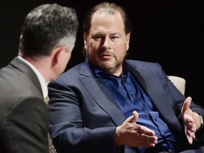 Salesforce jumps after delivering 'beat and raise' despite rocky few months on the market