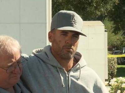 'Oh son, I love you so much': Father talks about losing son hours after deadly California shooting