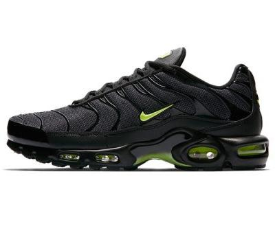 "Nike Gives the Air Max Plus a Sleek ""Neon"" Makeover"