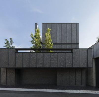 House in Senzoku-Ike / Monolith / Kidosaki Architects Studio