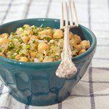 Brown-Bag Beauty: Zesty Marinated Chickpea Salad
