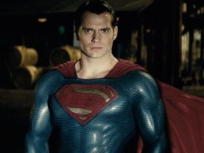 Zack Snyder Put Henry Cavill In The Christopher Reeves Superman Suit, And It's Awesome