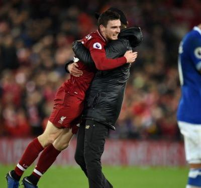 Robertson lauds Liverpool's relentlessness after dramatic derby day victory