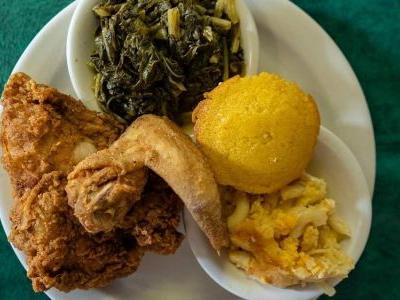Get Thee to The Four Way Restaurant in Memphis