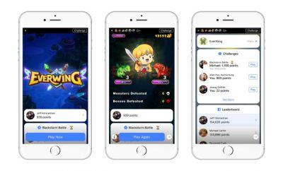 Post-App Store developer platform Blackstorm's first showcase instant games launch on Facebook