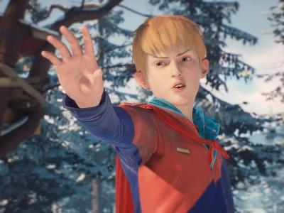 Captain Spirit springs to life a day earlier than planned