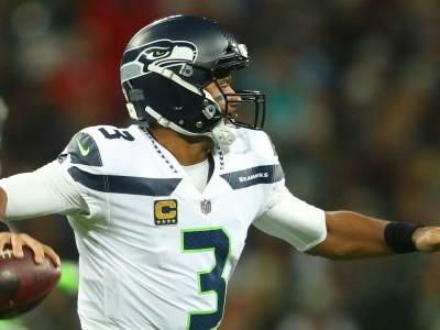 Seahawks top Raiders with blowout win in London