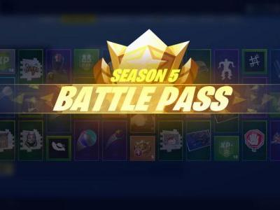 Fortnite Battle Pass Rewards: New Skins, Emotes, Sprays, And More For Season 5
