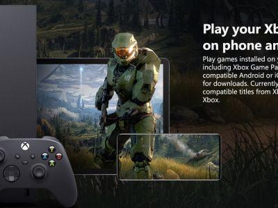 Microsoft's Xbox App Now Lets Xbox Users Stream Games to iPhone and iPad
