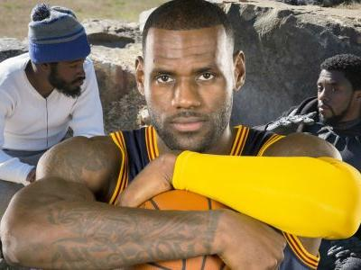 Black Panther Director To Produce LeBron James' Space Jam Sequel