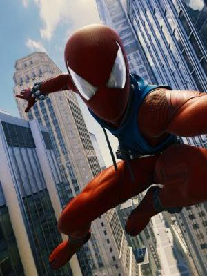 Share of the Week: Marvel's Spider-Man - Swinging