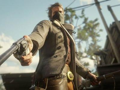 Check Out Some Of Red Dead Redemption 2's 50+ Guns