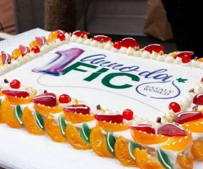 Happy Birthday FICO Eataly World!