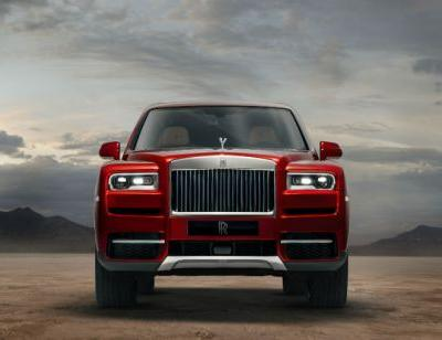 Four Units Of Rolls-Royce Cullinan Allocated To South Africa This Year