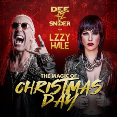 DEE SNIDER And LZZY HALE Team Up For New Version Of 'The Magic Of Christmas Day'