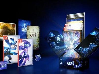 Ori and the Will of the Wisps comes to Nintendo Switch today, and an Ori Collector's Edition is on the way