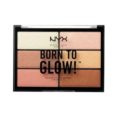 """Attention: You Can Now """"Shine Like a Disco Ball"""" in This NYX Highlighting Palette"""