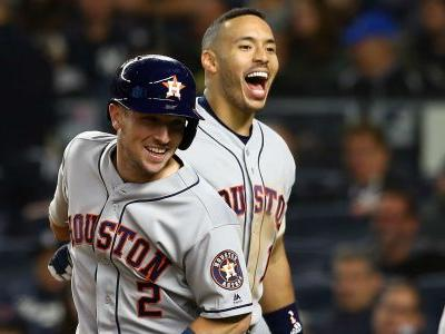 Three takeaways from Astros' ALCS Game 4 win over the Yankees