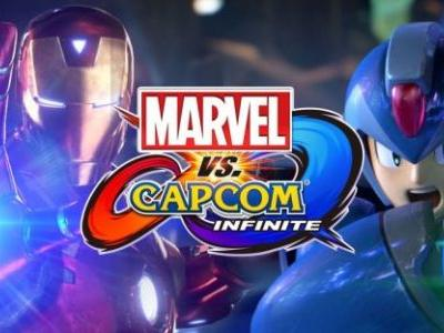 Read the Marvel vs. Capcom: Infinite Update 1.05 Patch Notes