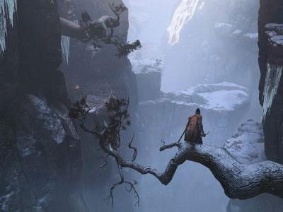 Sekiro: Shadows Die Twice Gameplay Showcases Giant Serpent, Corrupted Monk Boss