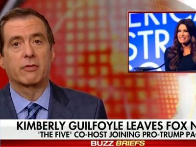 Howard Kurtz: There Were 'Tensions' Between Fox News and Kimberly Guilfoyle in Negotiating Her Exit