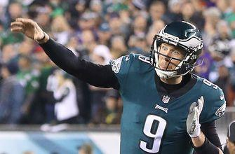 Foles Gold No More: Skip Bayless thinks Nick Foles is 'pretty good'