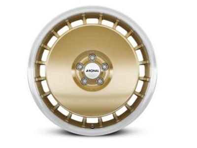 Ronal Celebrates Its 50th Anniversary By Making A Badass Throwback Wheel