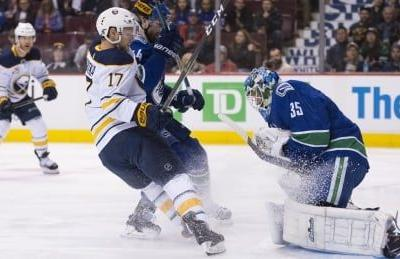 Canucks goalie Demko backstops team to victory over Sabres