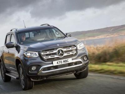 Mercedes Could Give The X-Class Pickup A 450bhp V8