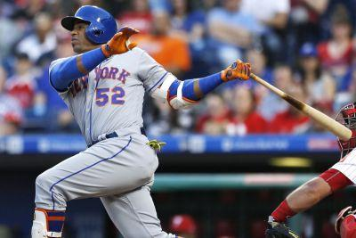 Yoenis Cespedes blasts three HRs in Mets' 7-homer explosion