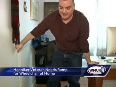 Henniker family raising money to make home accessible for Dad