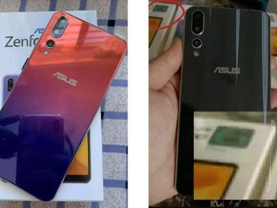 Latest Asus Zenfone 6 leaks indicate a 16:9 aspect ratio display and three rear cameras