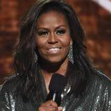 Not Even Michelle Obama Is Safe From Hilarious Texts From Her Mom After the Grammys