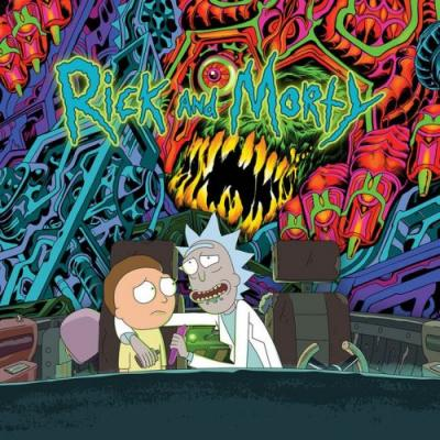 Don't break an arm jerking yourself off, but the soundtrack to Rick and Morty is being released