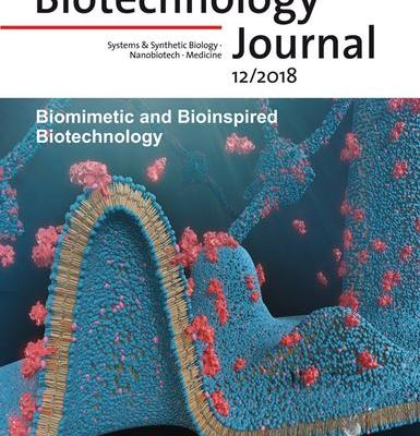 Cover Picture: Biotechnology Journal 12/2018