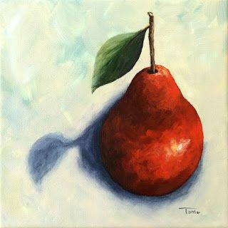 Day Two of the 30 in 30! Red Pear in the Spotlight