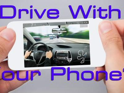 Would You Want To Drive Your Car With Your Smartphone?
