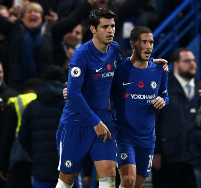 Valverde singles out Hazard & Morata as chief Chelsea threats
