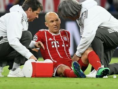 Blows for Bayern as Robben and Boateng limp out of Real Madrid clash