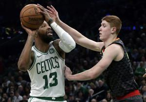 Celtics rout Hawks 129-108 for 8th straight victory