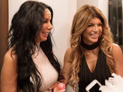 Danielle Staub's 'RHONJ' BFF Teresa Giudice Helped Pick out Her Engagement Ring