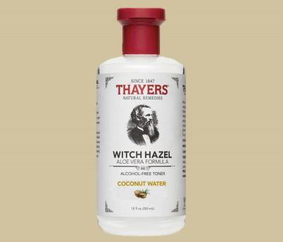 The New Thayers Toner Blows Rose Water Out of the, Er, Water