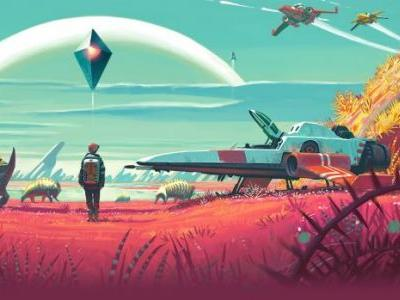 """No Man's Sky """"Next"""" Update Shown Off In New Trailer Showing Improved Graphics and Full Multiplayer"""