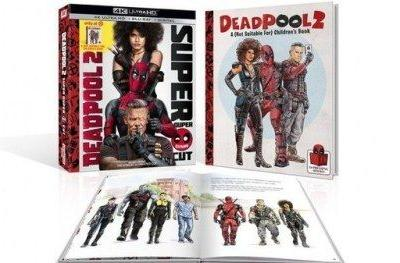 Target's Deadpool 2 Blu-ray Comes with a Raunchy