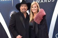 Garth Brooks Says He's Happy He Didn't Cry During 'Stronger Than Me' Performance at CMA Awards