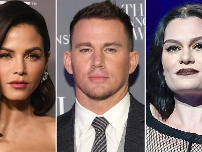 Channing Tatum In Hot Water With Jenna Dewan After Taking Their Daughter To A Jessie J Concert